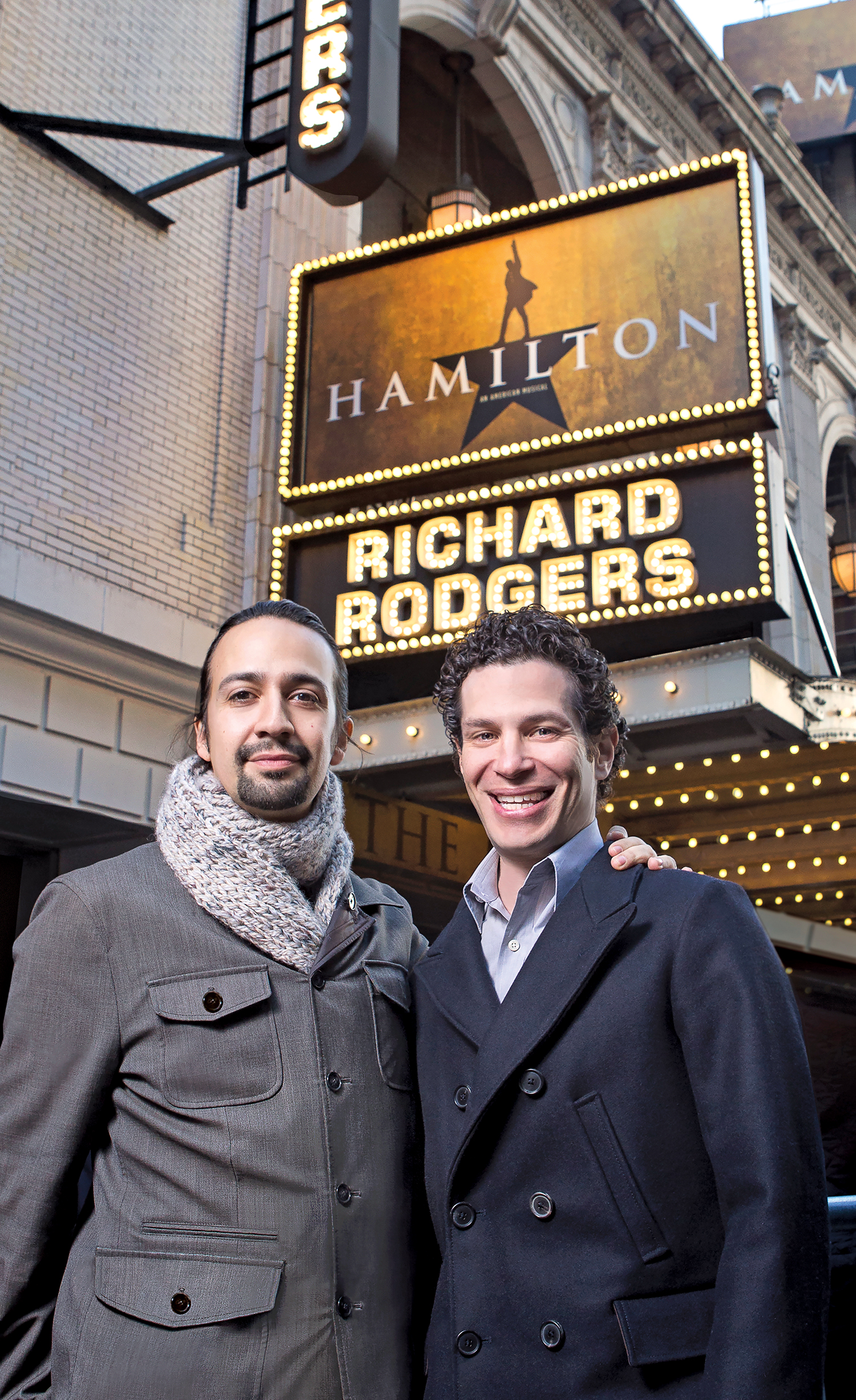 A MUSICAL REVOLUTION ON BROADWAY