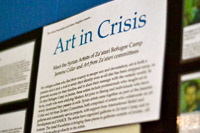 WESLEYAN RESPONDS TO SYRIAN REFUGEE CRISIS