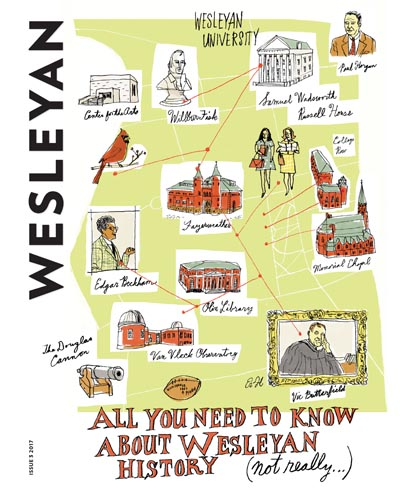 WESLEYAN MAGAZINE, ISSUE 3 2017