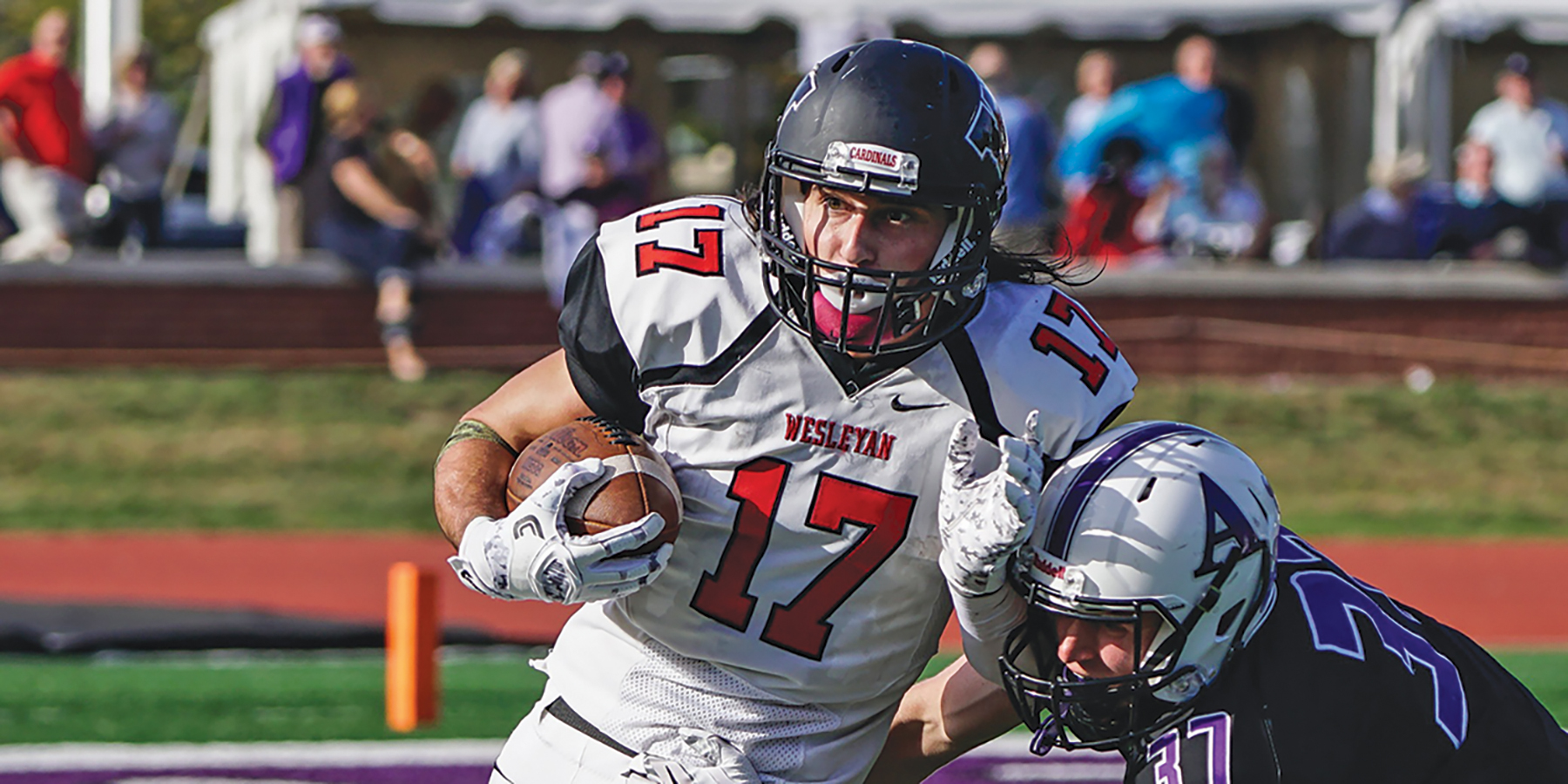 A YEAR OF ACCOLADES FOR  WESLEYAN ATHLETES AND COACHES