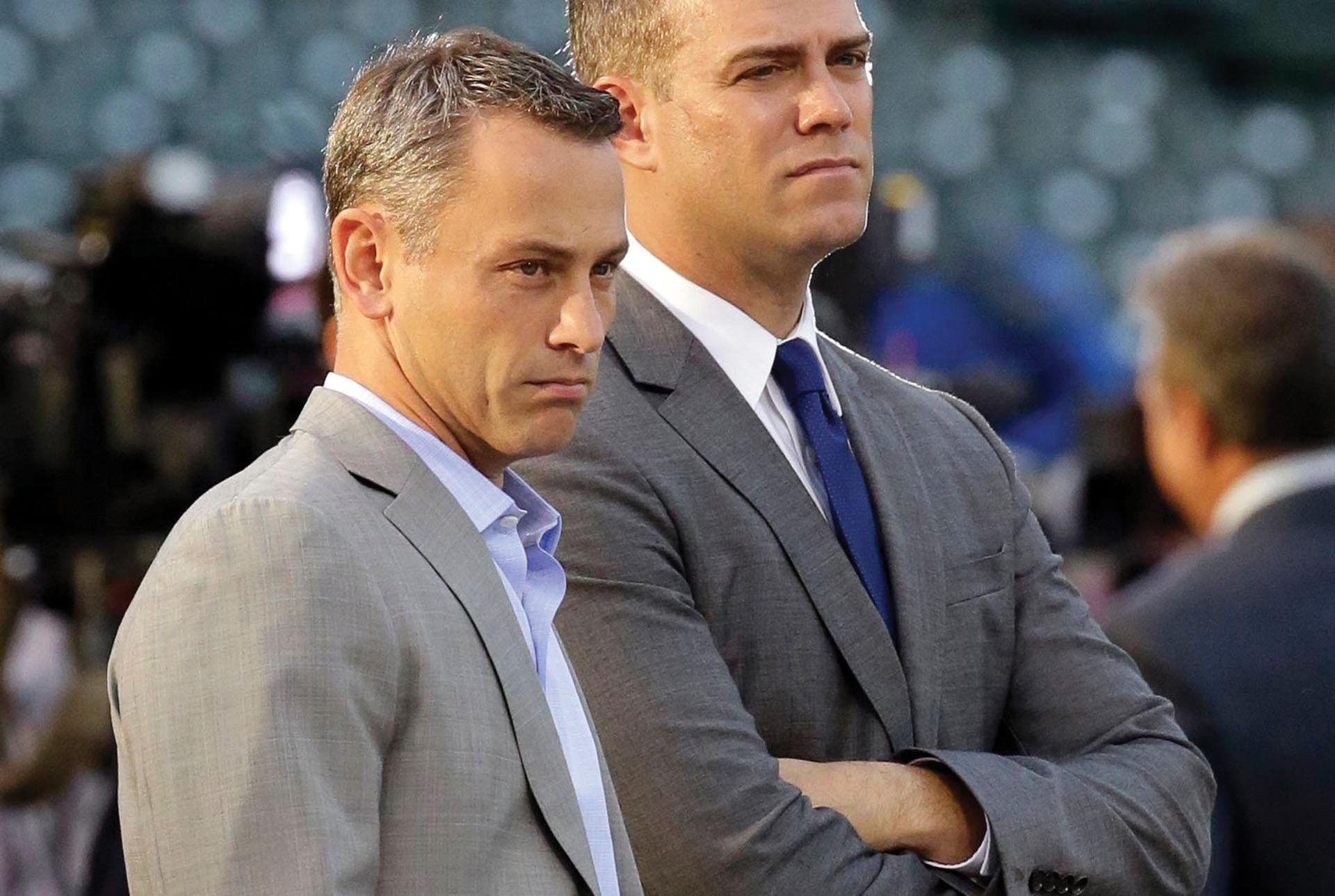 Next-Generation Analytics Do and Don't Make a Difference for Chicago Cubs GM Jed Hoyer '96