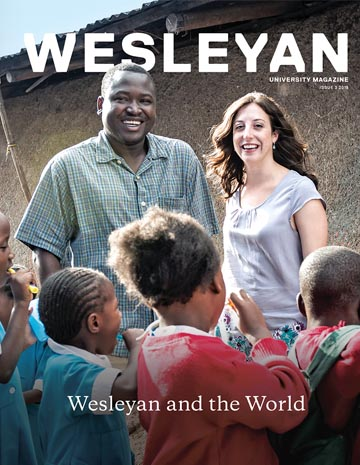 Wesleyan Magazine Issue 3 2019