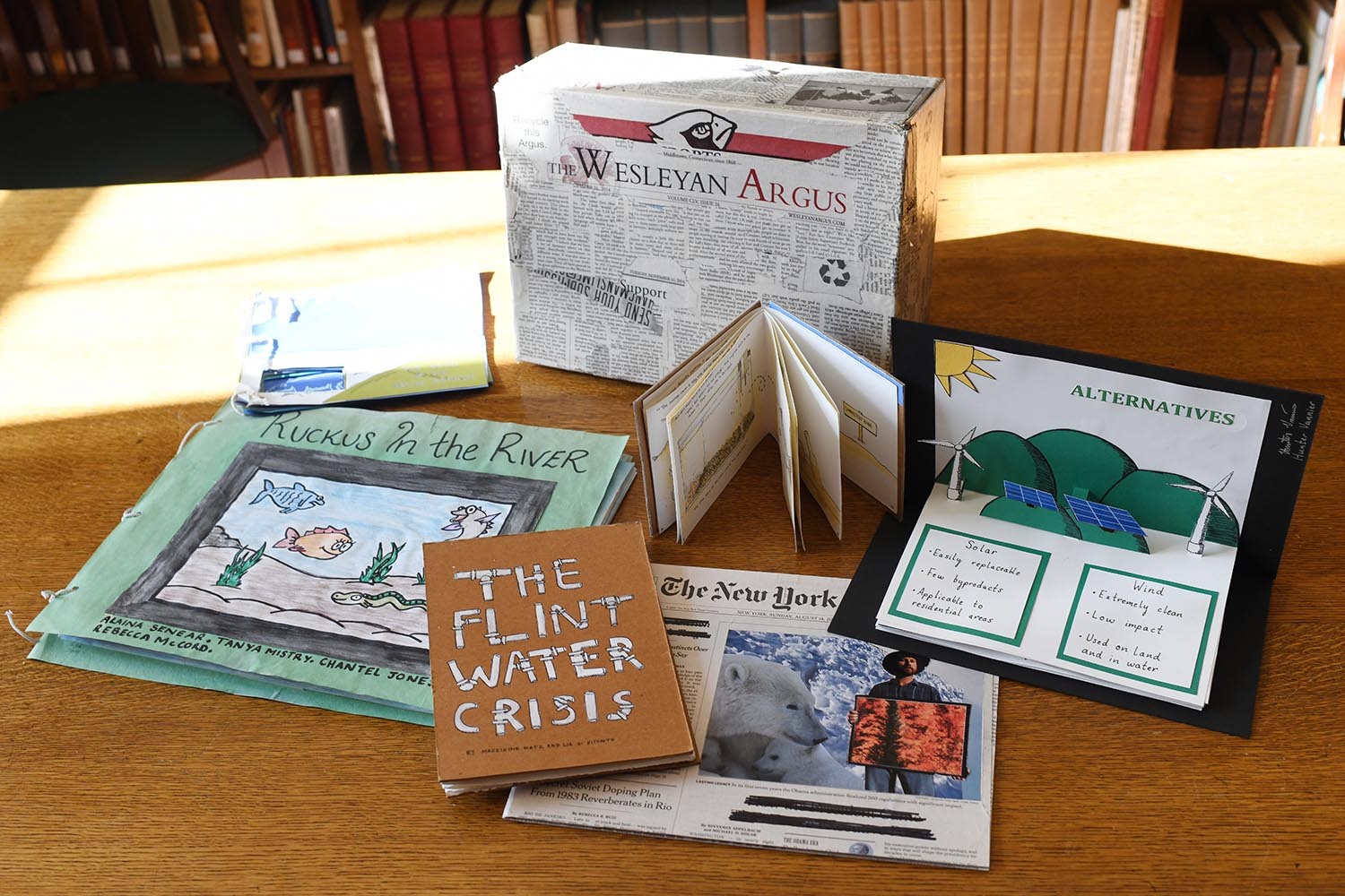 Student Artists' Books: Advocacy Through Creativity