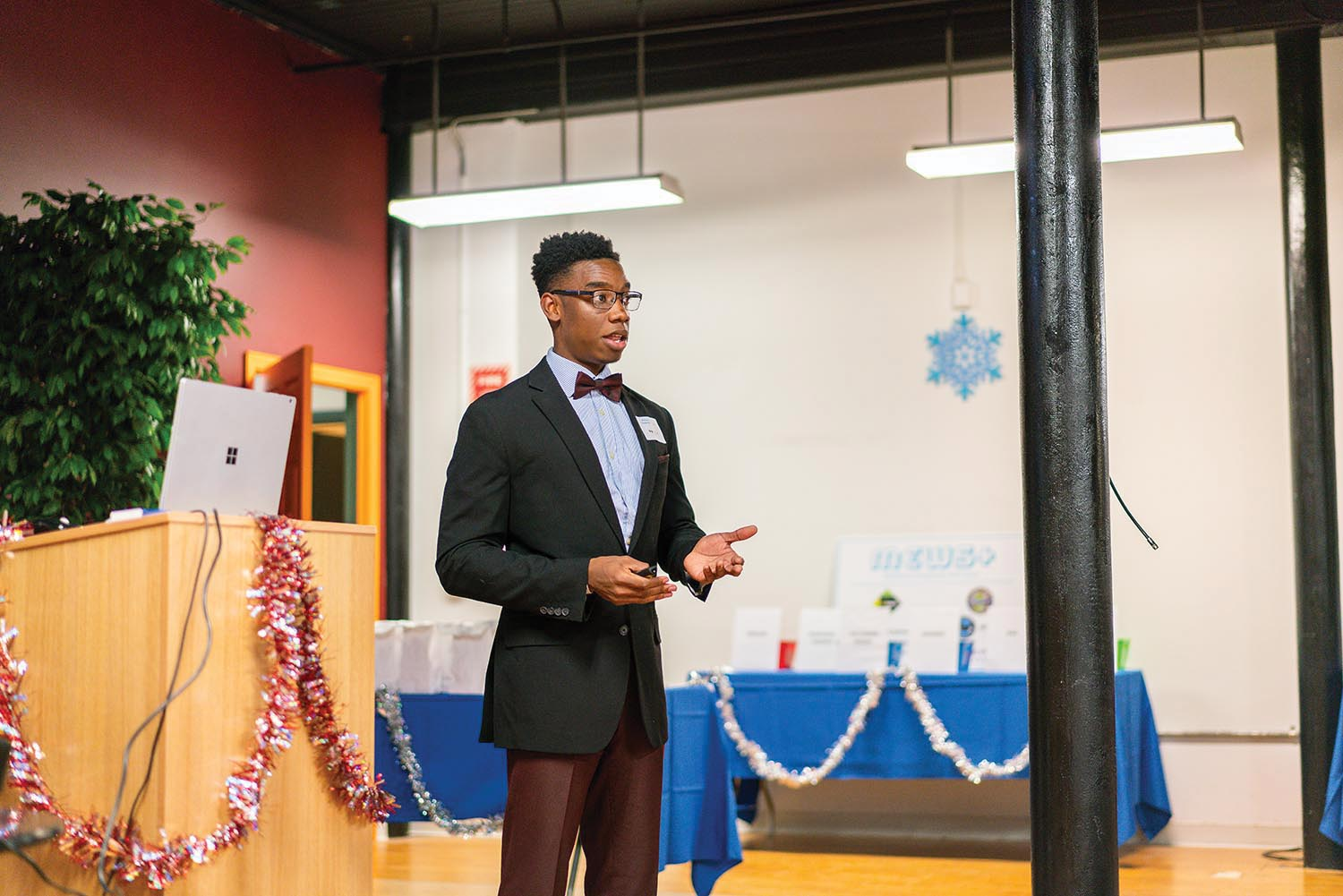 StARTup Shark Tank: Students Pitch Next-Gen Socially Conscious Ventures