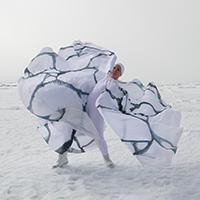 JODY SPERLING '92:  DANCING IN THE ARCTIC