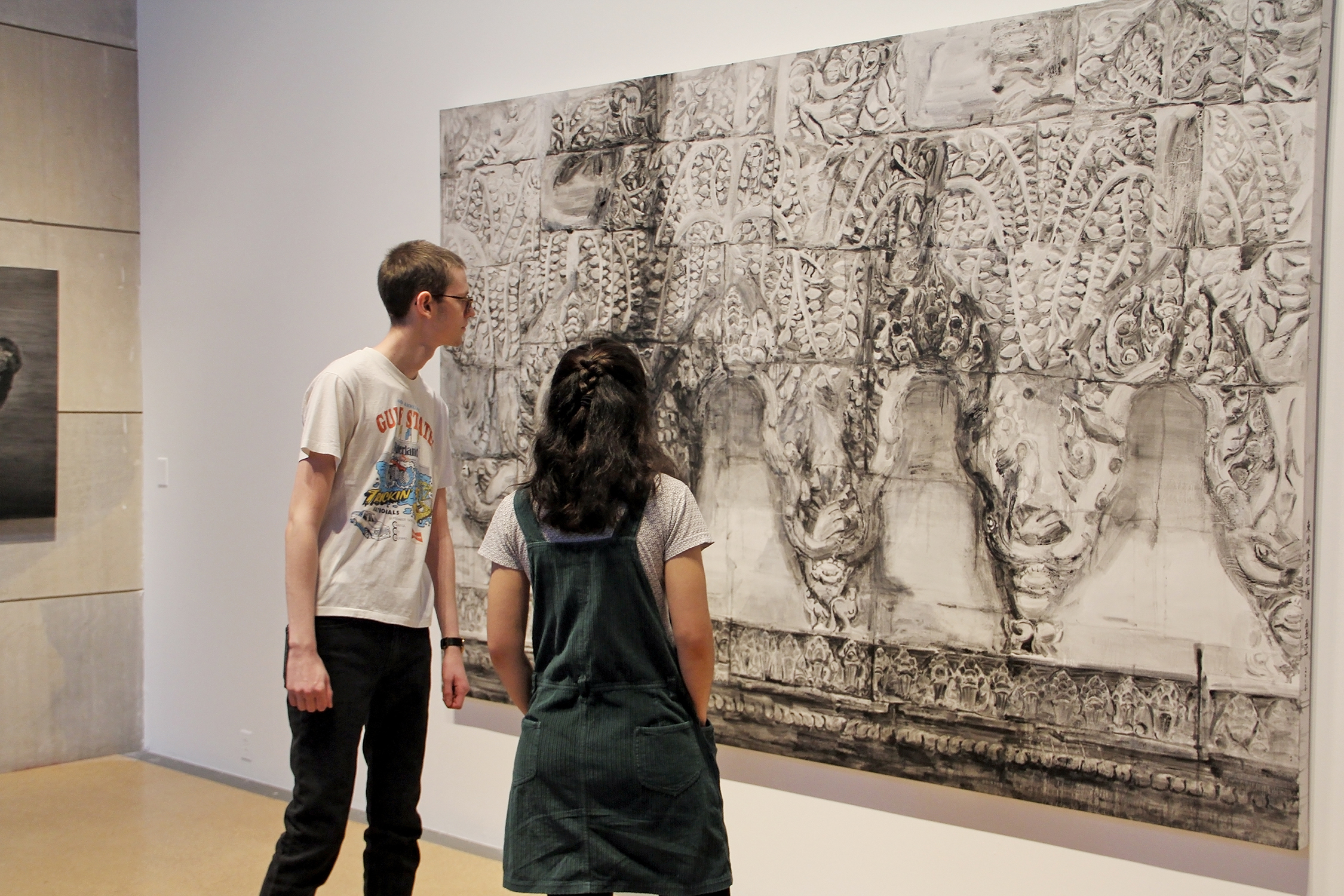 CONTEMPORARY CHINESE ART EXHIBITION AT ZILKHA—FIRST AT U.S. UNIVERSITY