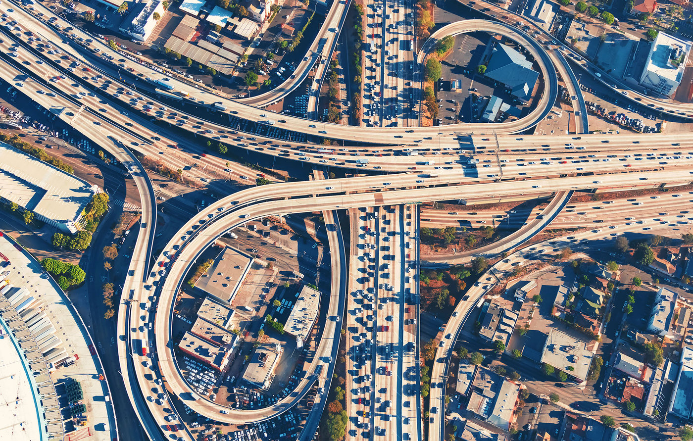 NO PASSING ZONE: AMERICA'S INFRASTRUCTURE