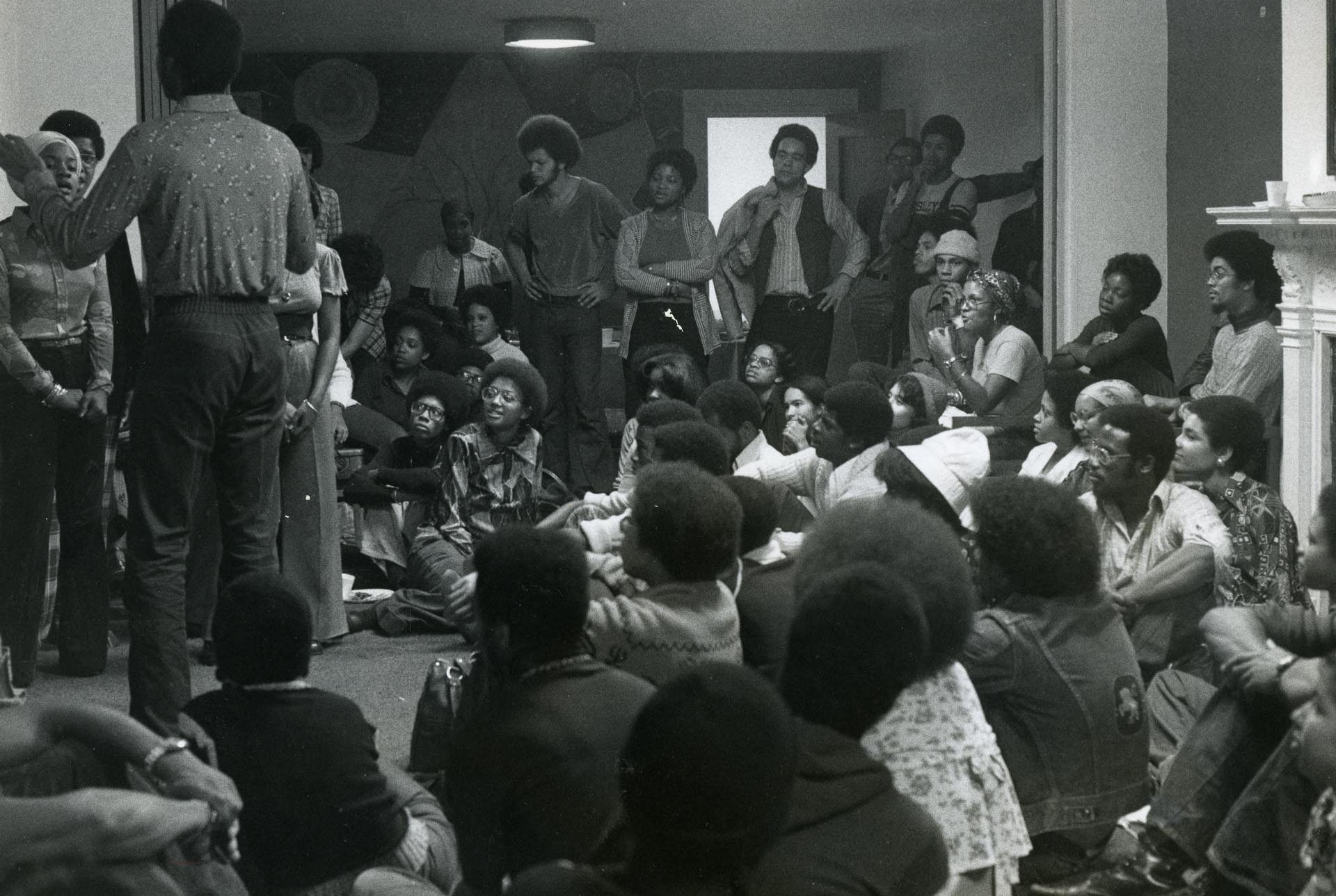 A Brief Representative History of African American Studies at Wesleyan