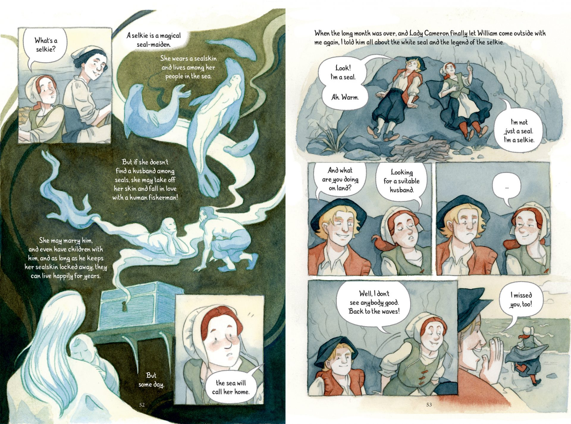 A Graphic Novel that Captivates