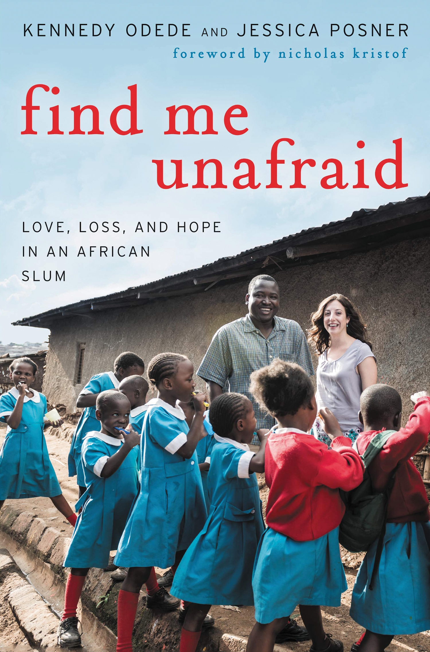 find me unafraid book cover