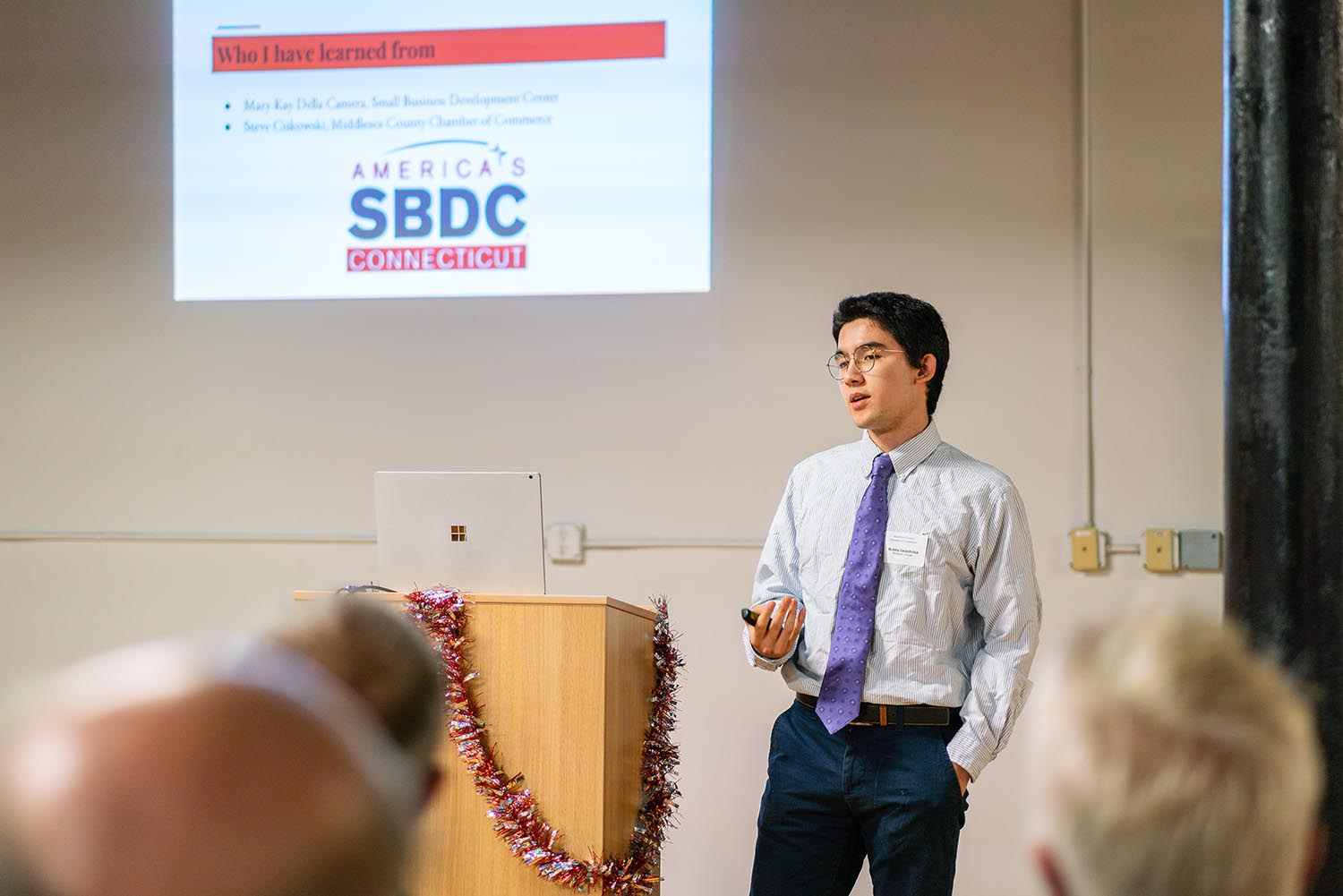 StARTup Incubator: Students Learn to Launch Original Business Ideas through CSPL 239